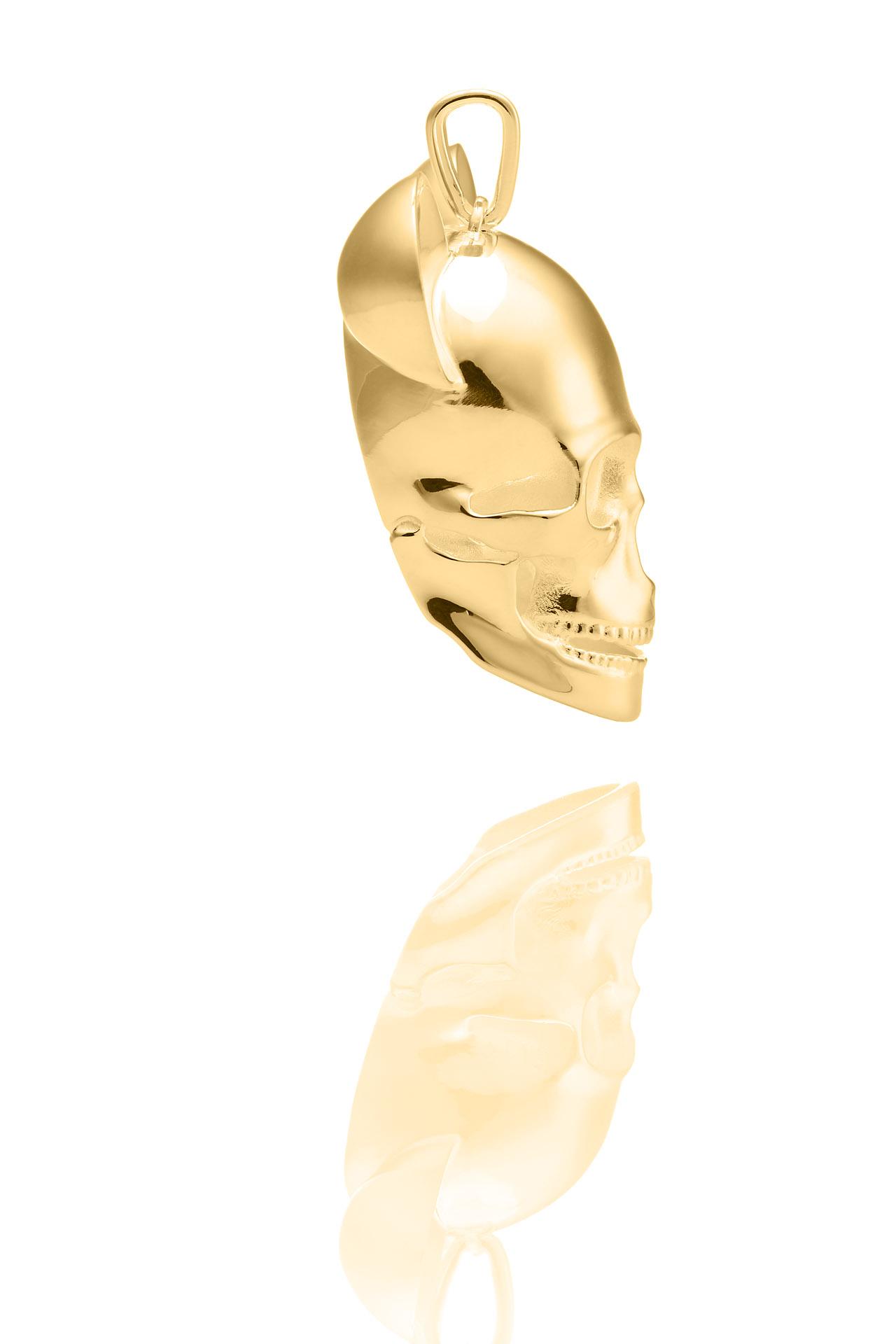 NIKO Anhänger 003 Gold